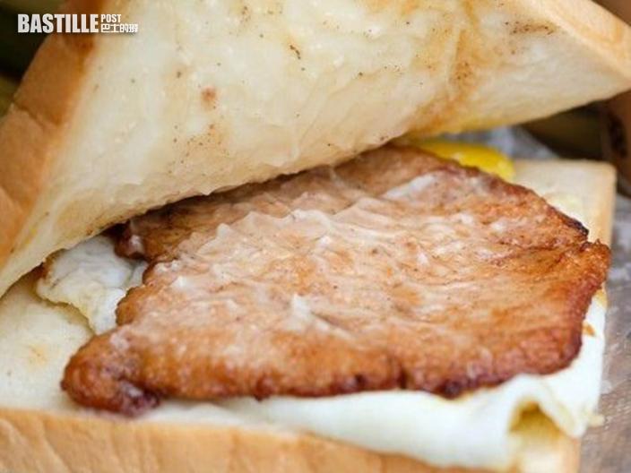 少男買夾肉蛋三文治嫌太貴 被嘲:吃空氣就不用錢