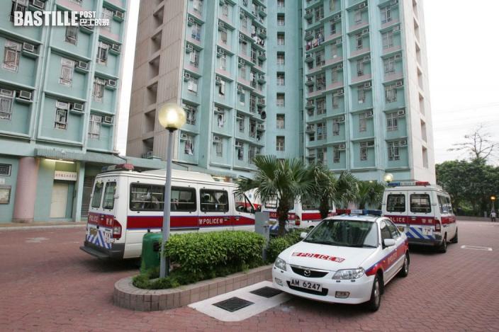 屯門富泰邨發生縱火案 醉漢點天拿水燒子房被捕