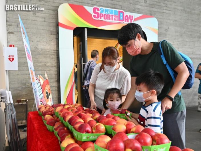 【消費券】林鄭花2000元派逾200個蘋果 稱八達通久未用過