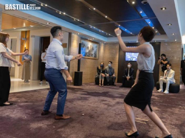 【Kelly Online】恒基1300員工參與虛擬派對李家傑李家誠現身打氣