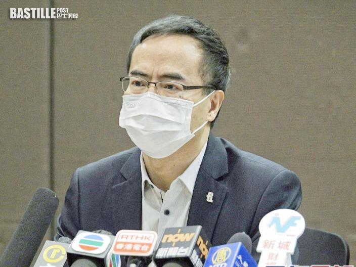 傳教協馮偉華教統會席位被DQ 教育局:6月起已未獲續任