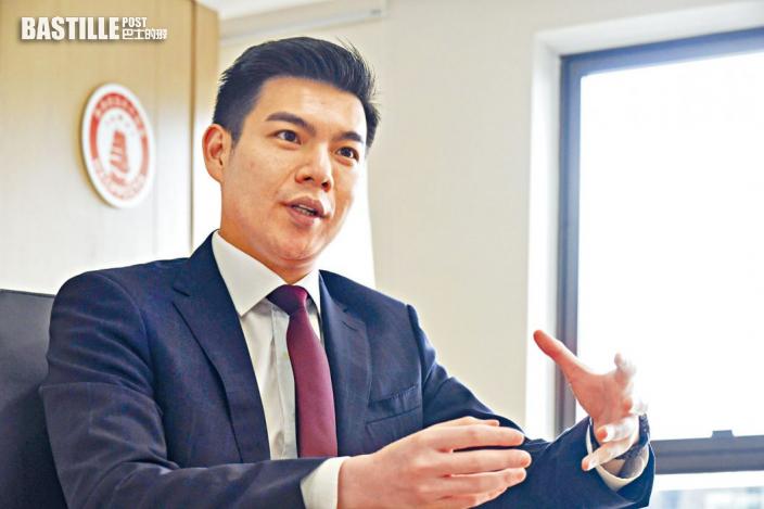 【專訪】譚鎮國冀組織青年跳出香港 致力培育未來領袖