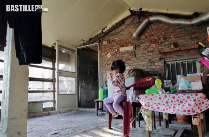 從小住豬舍改建矮屋 義工團助4歲女童圓住堅固房子夢想