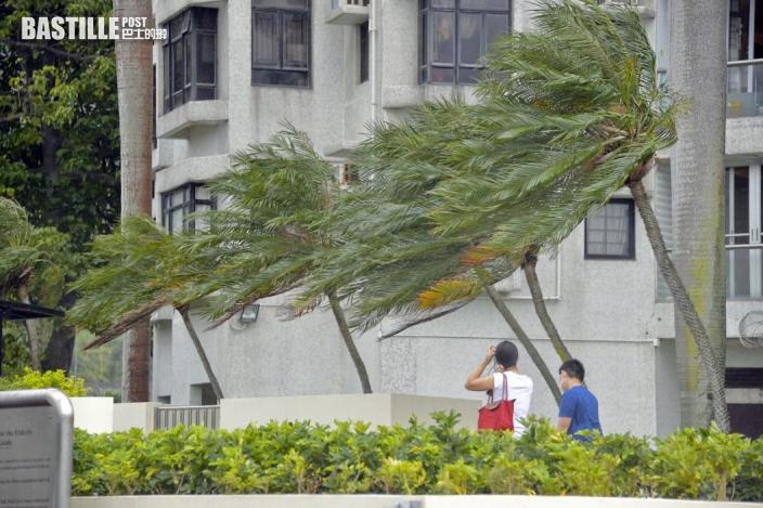 內地部門料南海低壓區最快周三增強為熱帶風暴