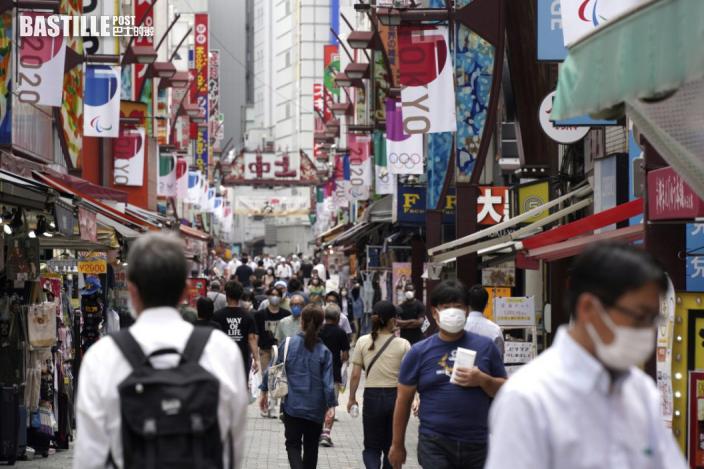 日本連續四天新增確診過萬 緊急事態擴大至6地區