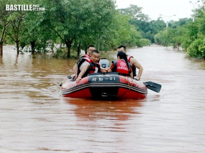 河南暴雨致302人遇難 50人失蹤 鄭州佔大多數