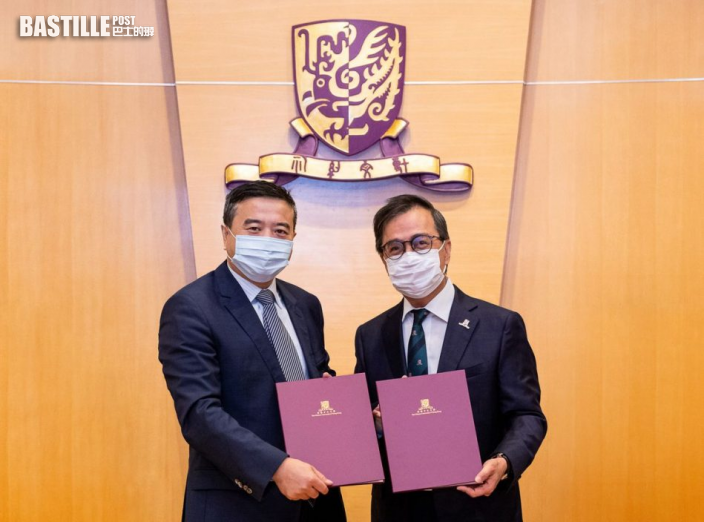 中大與華潤創業簽合作框架協議 投放共2億推動再生醫學