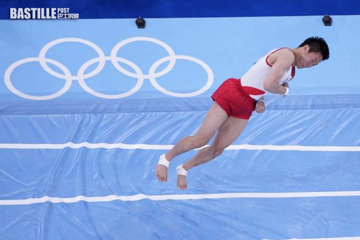 【東奧體操】東京奧運跳馬決賽 南韓申在煥奪金