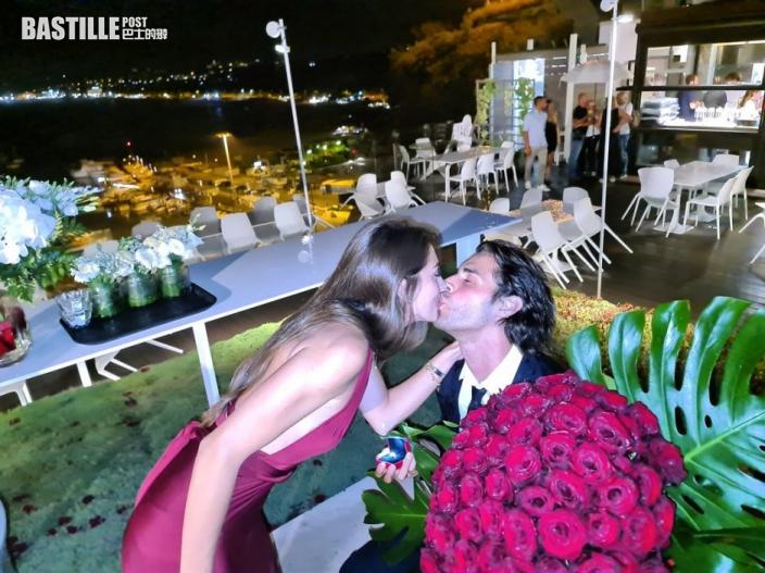【東奧型男】意大利跳高選手同對手「分金」     譚貝利17歲已跟女友訂婚