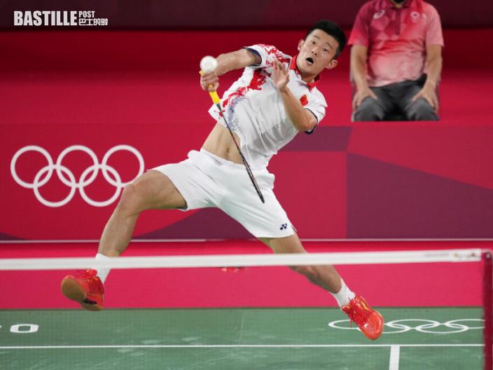 【東奧羽毛球】國家隊諶龍0:2不敵丹麥安賽龍 衛冕失敗得銀牌