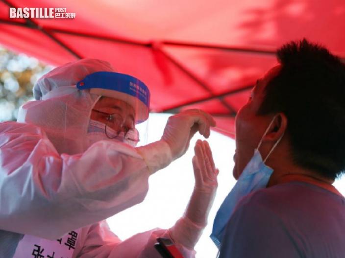 鄭州63人染疫與緬甸入境患者同源