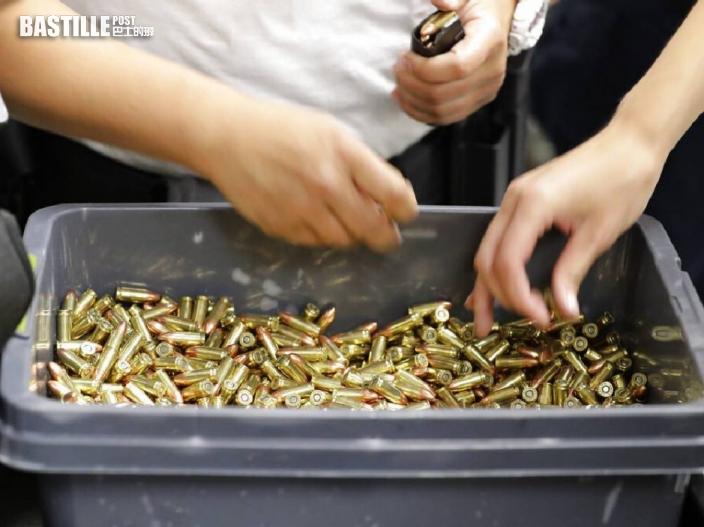 美國購槍熱持續 「首購族」逾800萬人子彈供不應求