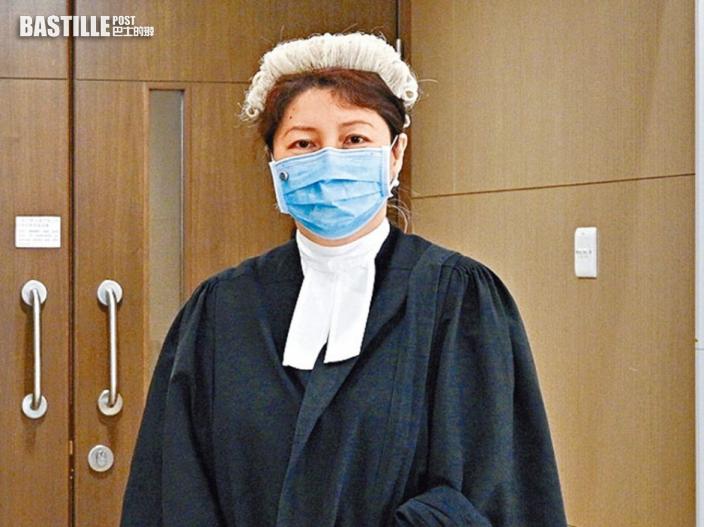 【獨家】楊美琪「坐正」 升任律政司刑檢科「一姐」