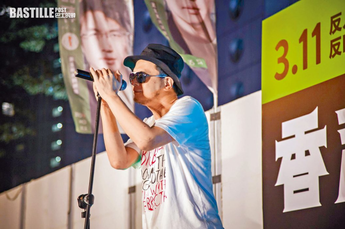 黃耀明涉向他人提供娛樂被起訴 大狀:藝人站台拉票不犯法