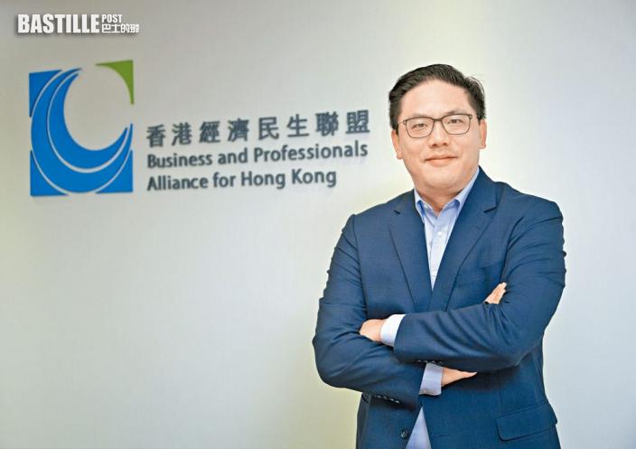 專訪 梁宏正倡官商合作增房屋供應