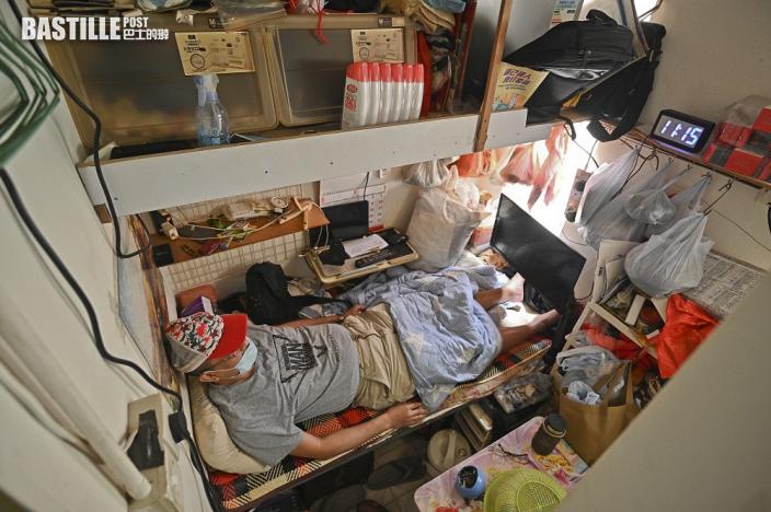調查指劏房租金中位數5800元 73%劏房戶有中度至重度抑鬱