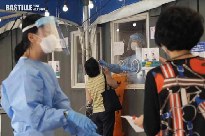 增逾1200宗確診 南韓首次發現Delta+變種病毒