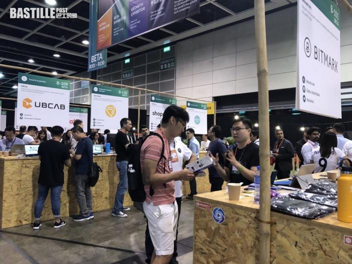 創科局長薛永恒:本港初創企業去年已達3300間