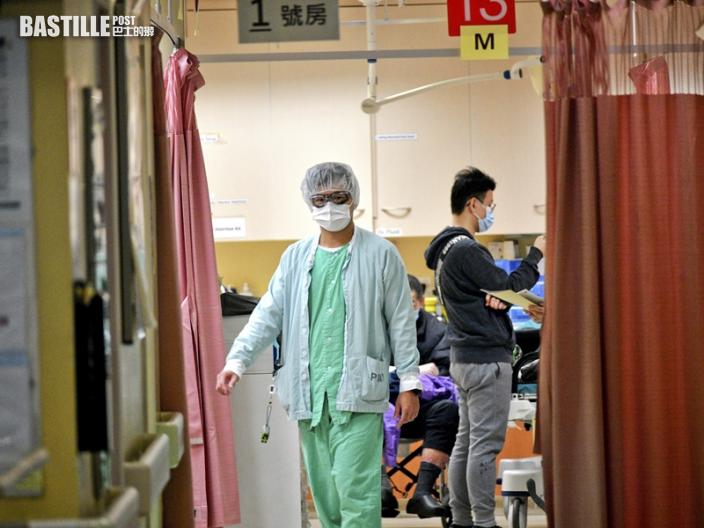 醫管局:再多4名確診病人康復出院 1人情況嚴重