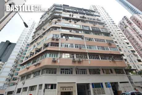 寶德大廈2房戶618萬獲用家承接