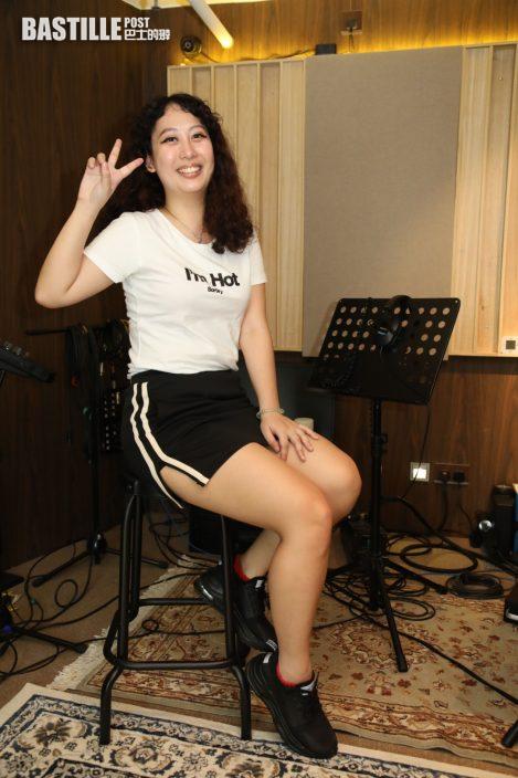 【獨家】惡補廣東話準備歌視雙棲發展 「東涌羅浩楷」利愛安唱歌自資出EP