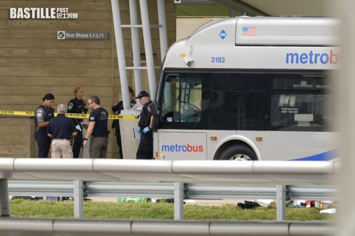 美國五角大樓外爆槍擊 一名警察被刺身亡疑兇被擊斃