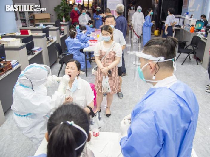武漢本次疫情與江蘇本土病例同源 均為Delta變種病毒