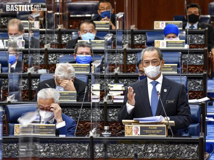 大馬政治危機 首相穆希丁表示自己仍獲國會支持