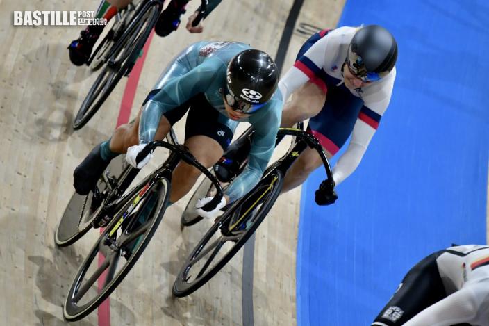 【東奧單車】李慧詩凱林賽初賽未過關 跌入復活賽爭取晉級