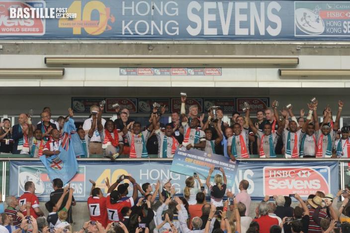 【欖球】欖球總會通告 今屆香港國際七人欖球賽取消