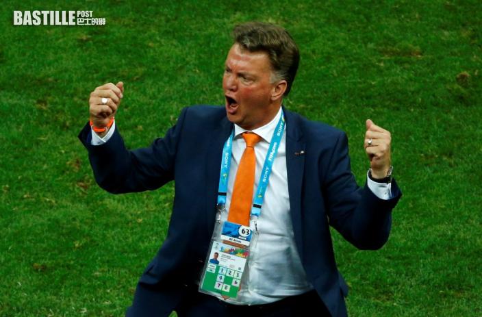 【世界盃】雲高爾出山 第三度出任荷蘭主帥