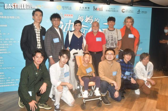 吳君如有信心電影受歡迎 連訓練班同學都專登入場支持