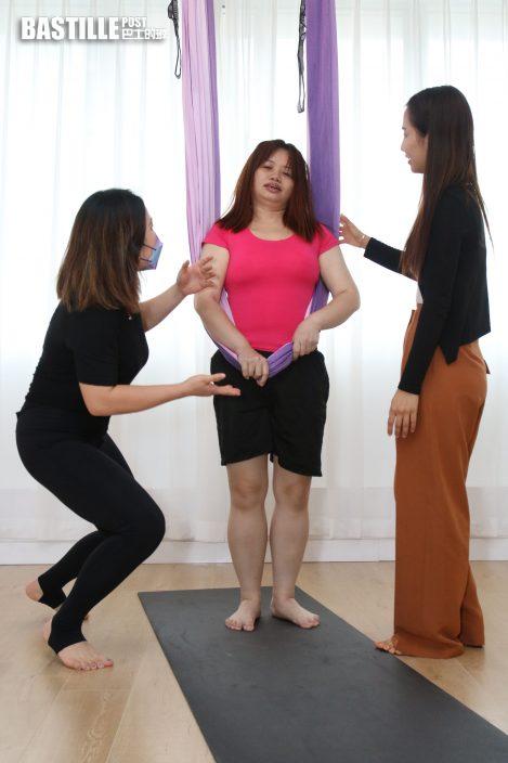 【頭條獨家】入行要減肥做瑜伽辛苦到爆粗 ATV阿儀自稱靚所以爆紅