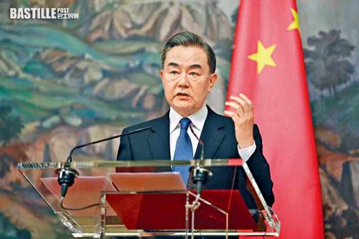王毅駁斥美日 強調國安法及選舉改革恢復香港穩定