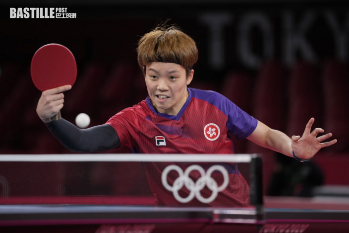 【東奧乒乓】香港女乒摘走奧運銅牌 蘇慧音搶兩分成逆轉德國功臣