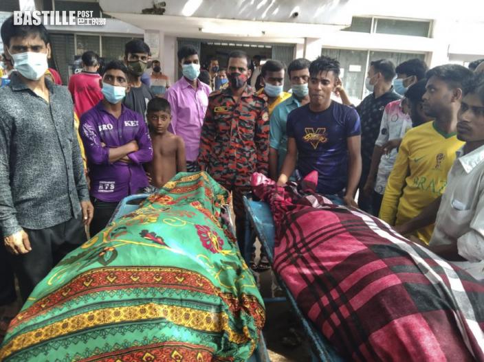 孟加拉逾30人參加婚禮遭雷擊 17人死亡包括新郎