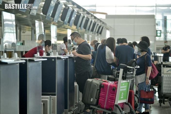 保安局不滿加國就入境條例失實陳述 條文非針對離港航機
