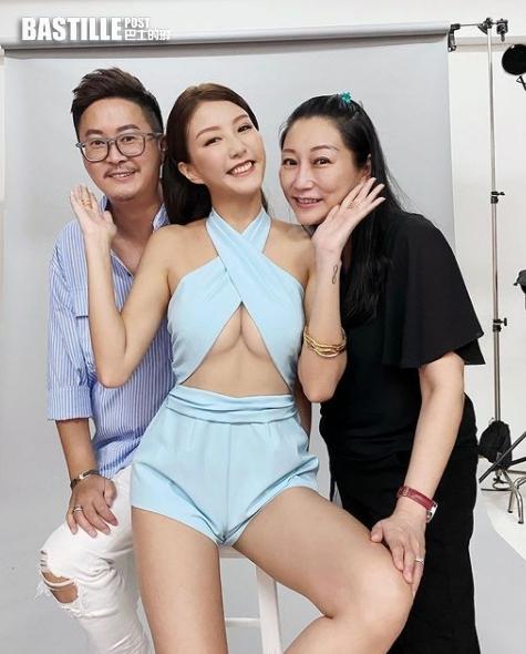 拍TVB新節目 陳嘉桓迫爆上圍撼贏「魔鬼胸」蔚雨芯