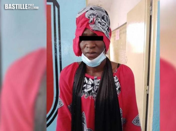 非洲男易服代女友考大學 3天後被發現拘捕