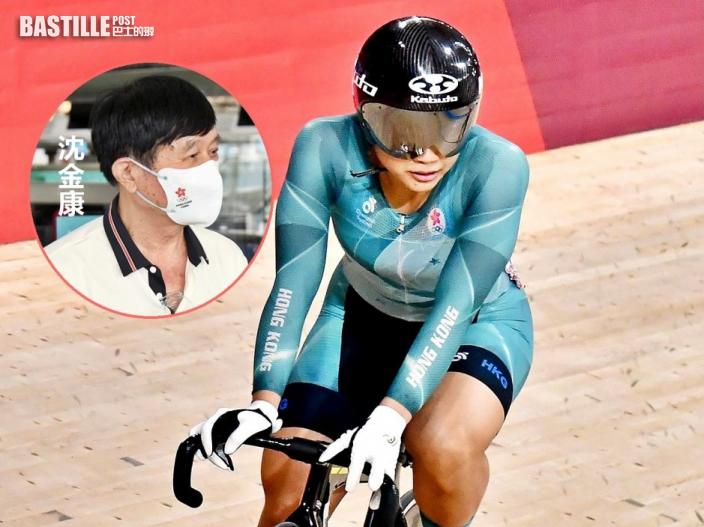 東奧單車|李慧詩轉戰爭先賽 「最強大腿」衝牌