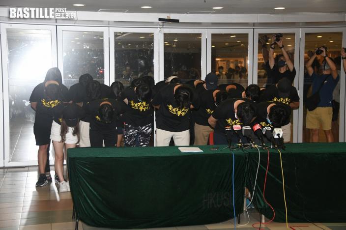 港大禁評議會學生入校園 7校董會成員發公開信促撤回