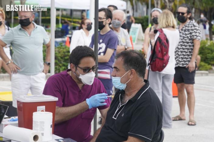 不聽世衞呼籲 據報美國下月將公布第三劑接種計畫