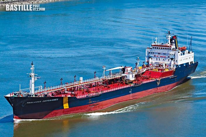 油輪船員破壞引擎 逃過伊朗挾持