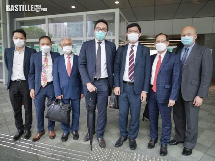 旅遊界黃俊達參選新一屆選委會 名單共17人
