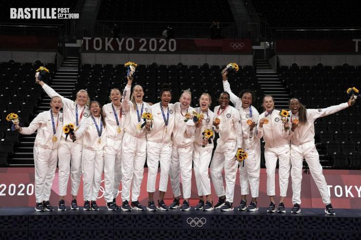 【東京奧運】中美獎牌決戰 「亞洲的驕傲」贏得尊重