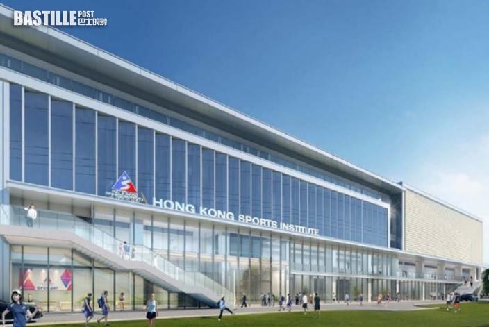 【東京奧運】特首宣布擴建體院 盼在巴黎奧運前完成