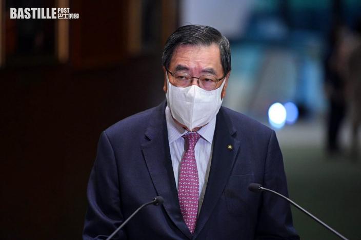 宣講會|首有中央官員到立會解説 梁君彥:議員直接明白國策