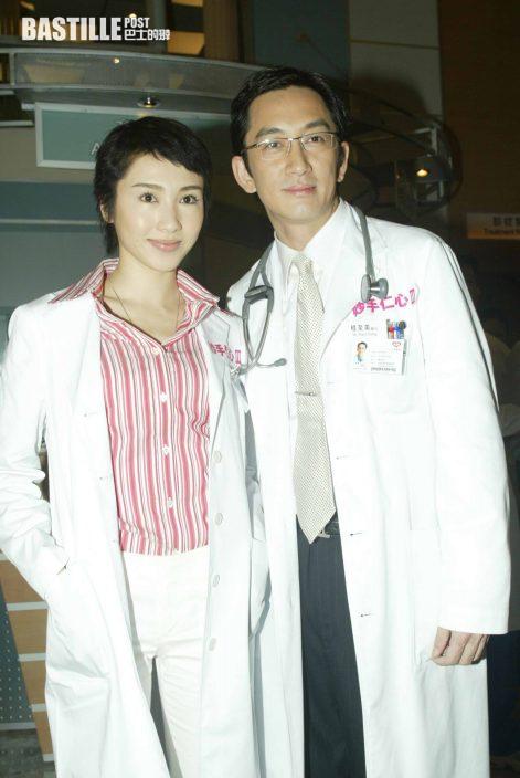 黎姿林保怡老拍檔敘舊 鏡頭後隱藏《妙手》邊個醫生?