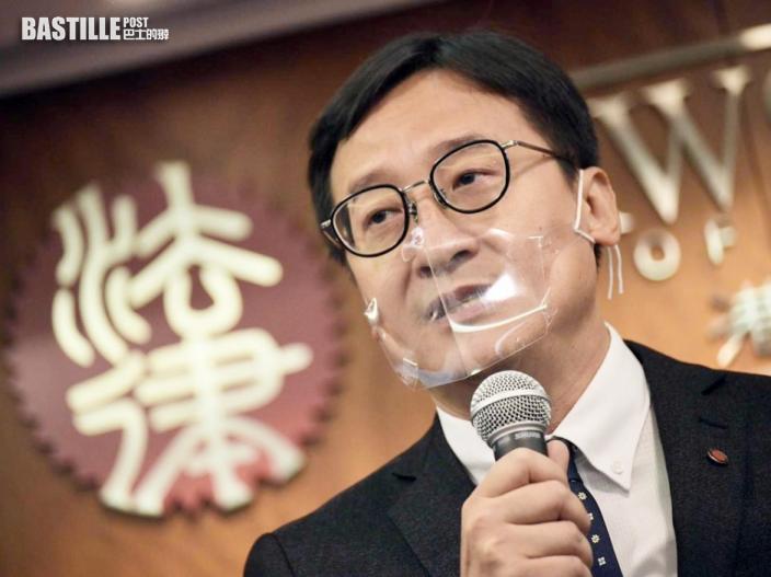 律師會改選 陳澤銘當選會長