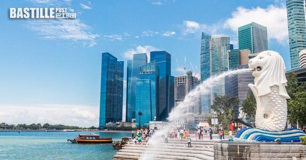 新加坡宣布,由星期五晚起,單方面准許來自香港的旅客毋須通過隔離檢疫入境新加坡。(shutterstock)